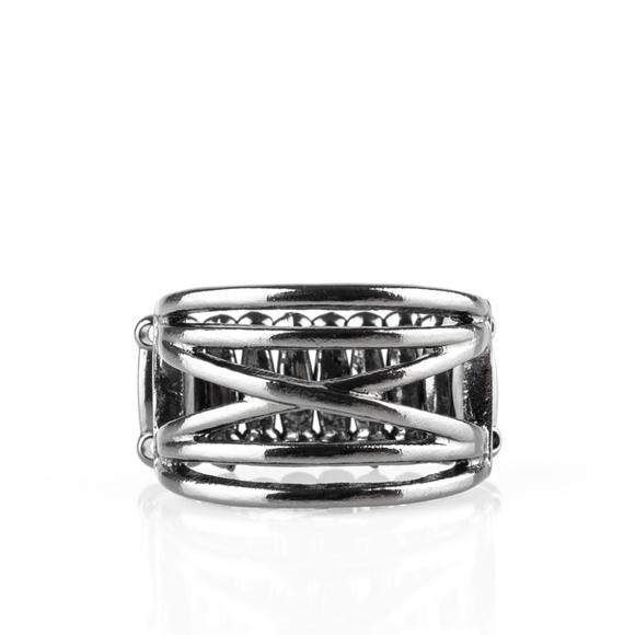 Gunmetal ring